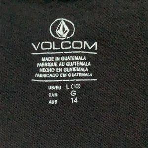 Volcom Tops - Black volcom  tee